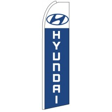 Hyundai - Advertising Feather Flag Banner